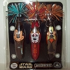 Disney Kooky Pen Set - Star Wars Weekends 2011 HEROES 3 Pack