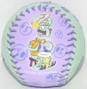 Universal Studios Collectible Small Baseball - Squidward