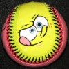Universal Collectible Baseball - Spongebob Squarepants 2ND EDITION