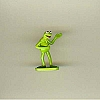 Disney Series 10 Mini Figure - MUPPETS KERMIT