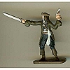 Disney Series 8 Pirates Mini Figure - JACK SPARROW #1