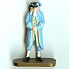 Disney Series 8 Pirates Mini Figure - GOVERNOR SWANN