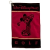 Disney Golf Towel - Mickey Mouse - Red