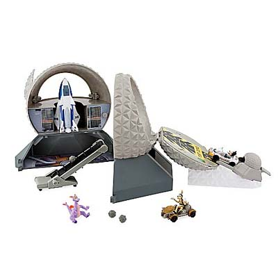 Epcot Spaceship Earth Toy 1 Review s