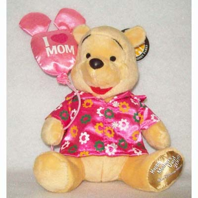 Disney Plush Pooh Bear Mother S Day