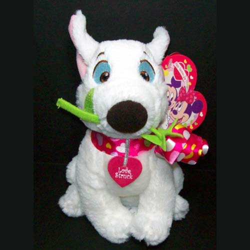 your wdw store - disney plush - valentine's day 2011 - bolt, Ideas