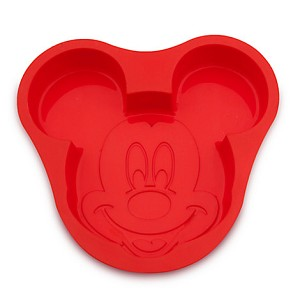 Disney Cake Pan - Mickey Mouse Cake Mold - Silicone