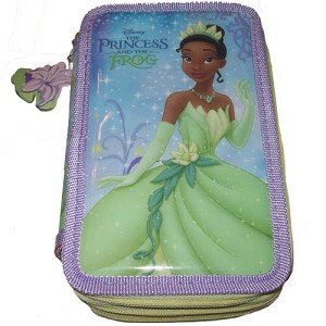 Disney Pencil Kit - The Princess and the Frog Princesses Tiana