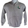 Disney ADULT Jacket Hoodie - Happy Holidays 2012 - Merriest Place