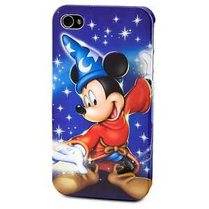Disney iPhone 4S Case - Sorcerer Mickey