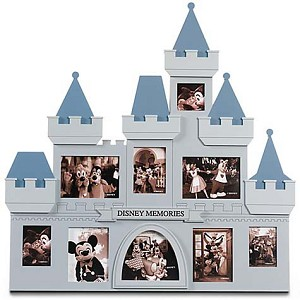 Disney Picture Frame - Fantasyland Castle - Collage