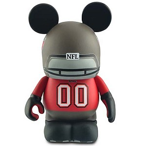 Disney Vinylmation Figure - NFL - Tampa Bay Buccaneers