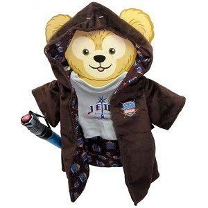Disney Duffy Bear Clothes - Star Wars Jedi Training Academy