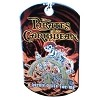 Disney Engraved ID Tag - Pirates of the Caribbean Skeleton