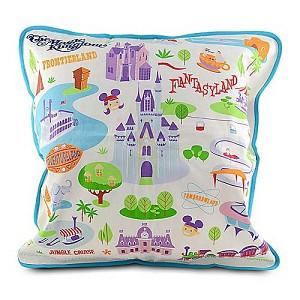 Your WDW Store - Disney Pillow - Shag - Walt Disney World