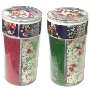 Disney Minnie's Bake Shop - Mickey Icon Holiday Sprinkles - 5.8 oz