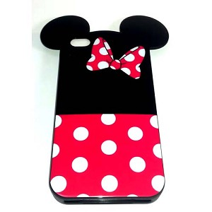 Disney iPhone 4/4s Case - Best Of Minnie Mouse