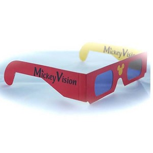 Disney Mickey Vision Glasses - Fireworks & Lights become Mickey Icons