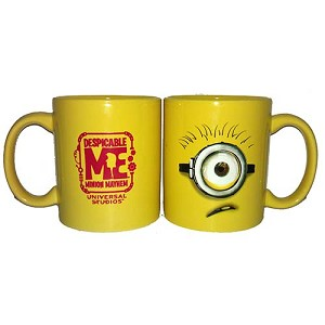 Universal Coffee Cup Mug - Despicable Me - Minion - One Eye
