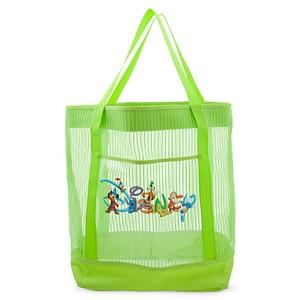 Your WDW Store - Disney Tote Bag - Disney Logo Summer Fun Beach Bag
