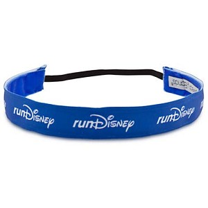 Disney Headband - RunDisney Headband by Sweaty Bands - Blue