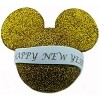 Disney Antenna Topper - Christmas -  Mickey Icon - Happy New Year