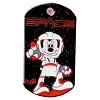 Disney Engraved ID Tag - Mission Space Astronaut Mickey
