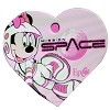 Disney Engraved ID Tag - Mission Space Minnie Mouse Heart