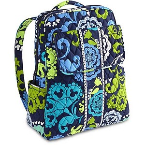 Disney Vera Bradley Bag - Where's Mickey - Blue Backpack
