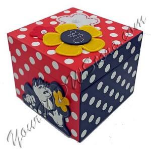 Your wdw store disney trinket minnie mouse jewelry box for Jewelry box with initials