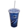 Sea World Tumbler with Straw - Great White Shark