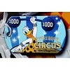 Disney Engraved ID Tag - Storybook Circus - Donald Duck