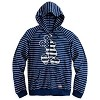 Disney ADULT Hoodie - Mickey Mouse Striped Hoodie - Disney World