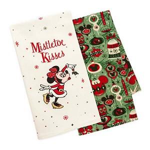 Your WDW Store - Disney Kitchen Towel Set - Retro Mickey and ...