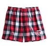 Disney Boxer Shorts - Mickey Mouse Holiday Plaid 2014