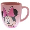 Disney Coffee Cup Mug - Disney Character Portrait - Minnie Mouse
