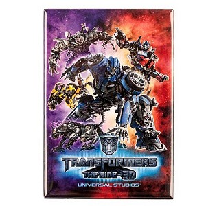 Your WDW Store - Universal Magnet - Transformers The Ride 3D  Your WDW Store ...