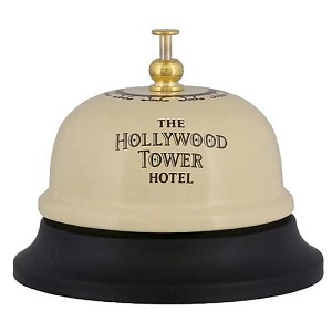 Disney Hollywood Studios - Hollywood Tower Hotel - Service Bell