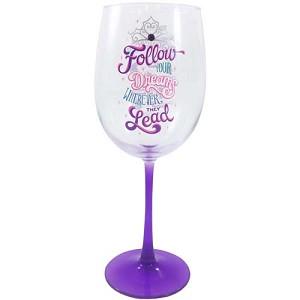 Your Wdw Store Disney Wine Glass Princess Half