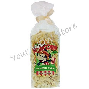 Disney Main Street Popcorn - Mickey Parmesan Garlic 3.5 oz