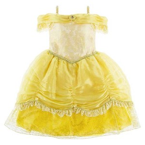 Disney Girls Costume - Beauty & the Beast - Belle Dress