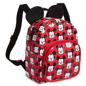 Your Wdw Store Disney Backpack Bag Mickey Mouse Small