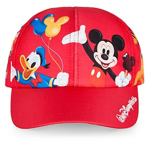Disney Hat - Baseball Cap for Baby - Mickey Mouse and Friends