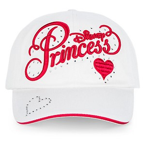 "Disney Hat - Baseball Cap for Kids -  ""Disney Princess"" Cap"