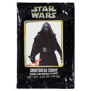 Disney Bakery - Star Wars - Shortbread Cookie - Kylo Ren