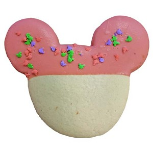 Disney Minnie's Bakery Gourmet Sugar Cookie - Mickey Icon Frosted Ears