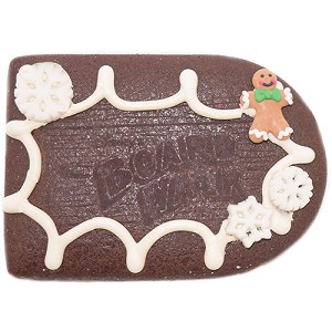 Disney Prepared Food - Boardwalk - Gingerbread Shingle