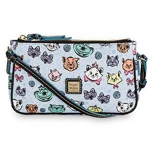 Disney Dooney Amp Bourke Bag Disney Cats Leather Pouchette