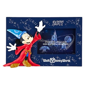 disney picture frame 2017 disney world resin photo frame 4 x 6 - Disney World Picture Frames