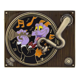 Disney Quarterly Collection Pin - Magical Melodies - Figment